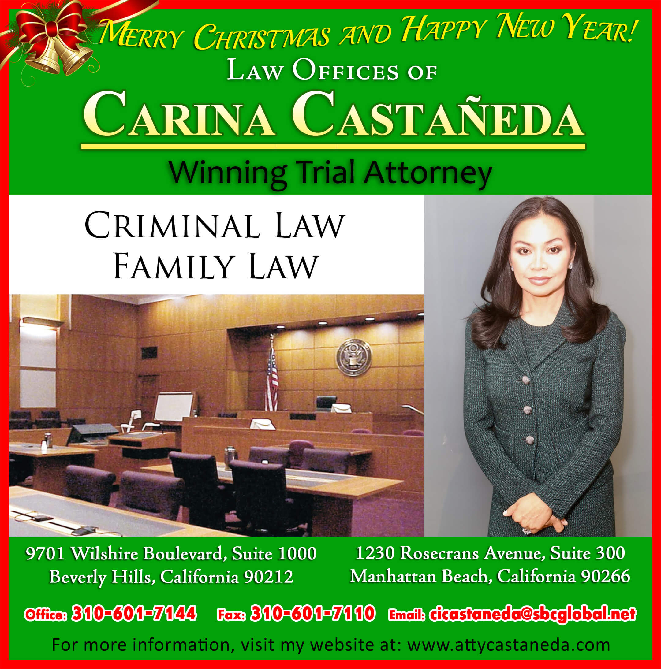 LAW OFFICE OF CARINA CASTANEDA AD copy